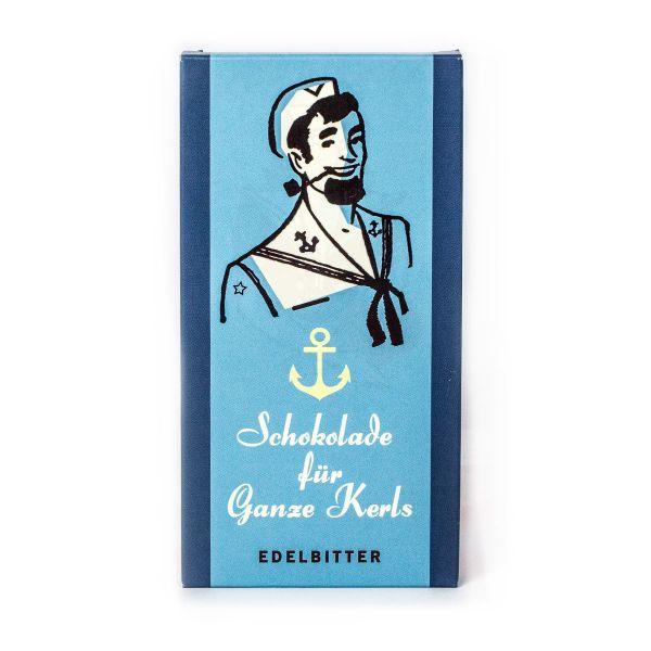 Schokovida Schokolade für Ganze Kerls – Edelbitter