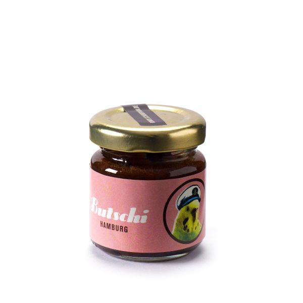 Schokovida Butschi – Akazien-Honig mit dunkler Schokolade und Tonkabohne,