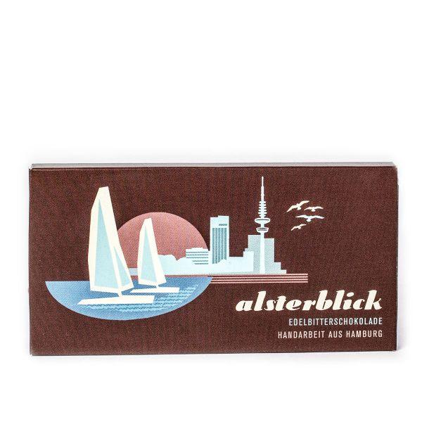 Schokovida Alsterblick Edelbitter Schokolade