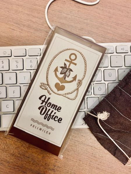 Home Office – Vollmilch