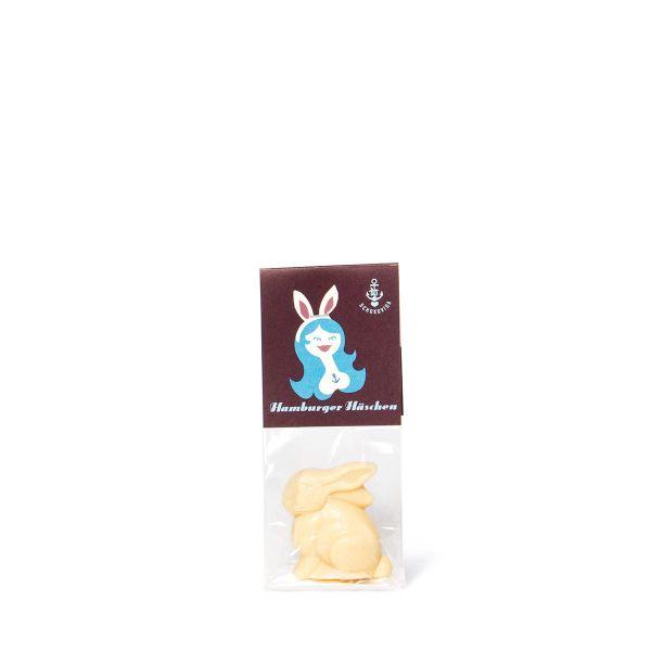 Osterhäschen Weiße Schokolade