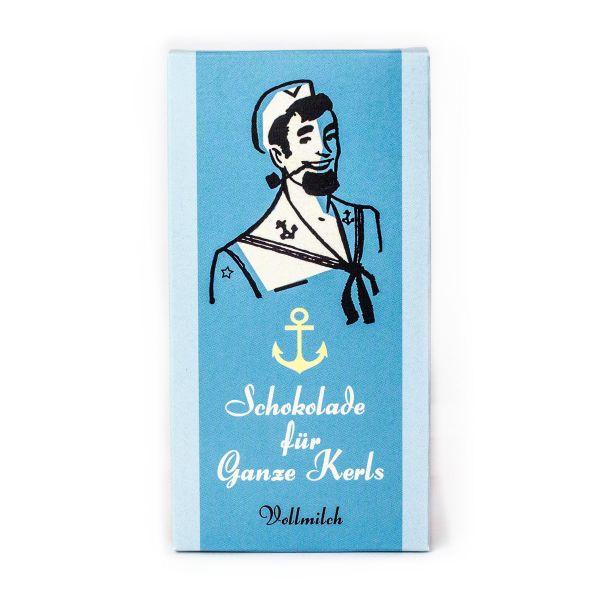 Schokovida Schokolade für Ganze Kerls – Vollmilch