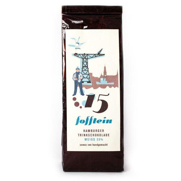 Schokovida Fofftein – Trinkschokolade Weiß