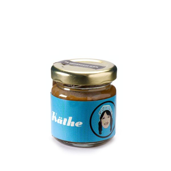 Schokovida  Käthe – helle Schoko-Nuss-Creme, kleines Glas
