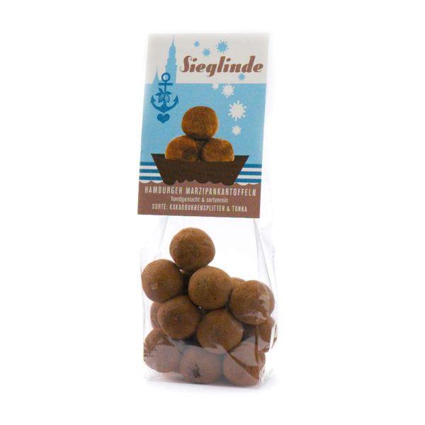 Sieglinde – Marzipankartoffeln mit Kardamom & Vanille