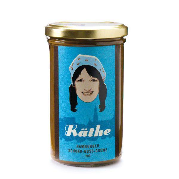 Schokovida Käthe helle Schoko-Nuss-Creme
