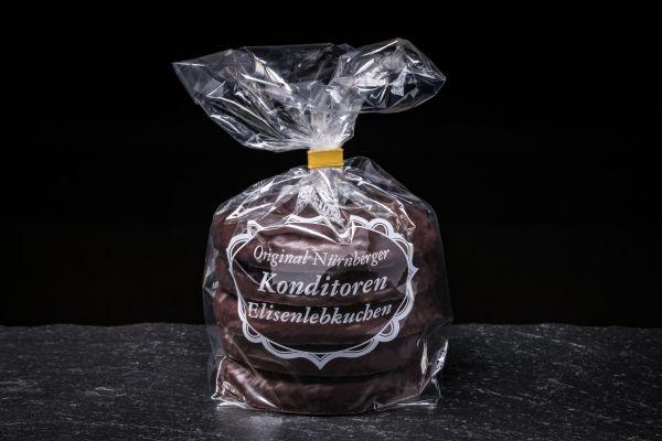 Original Nürnberger Elisenlebkuchen schokoliert